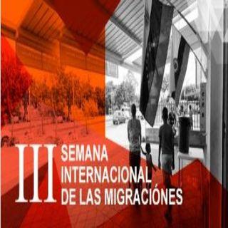 Así se vivió la semana internacional de la migraciones en la URosario