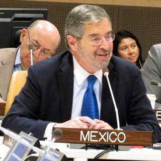 México presenta su candidatura al Consejo de Seguridad de la ONU