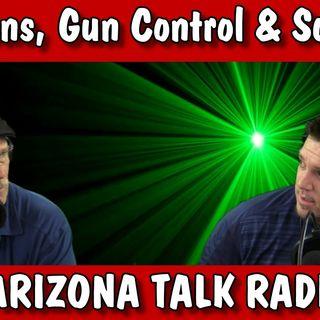 Opinion Share, Gun Control, Schools, Current Issues & News, with Rob & Derek, Arizona Talk Radio