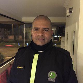 Guardia de seguridad, 48 años.