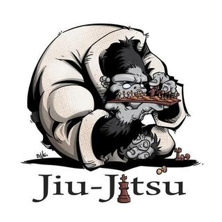 Teaser for the Big Person BJJ