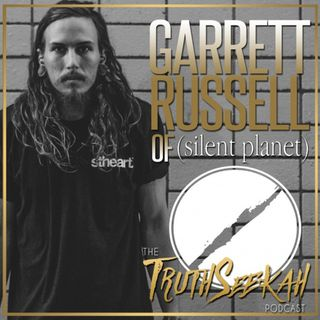 Garrett Russell of Silent Planet Interview | Philosophy, Psychedelics and Intimacy With jesus