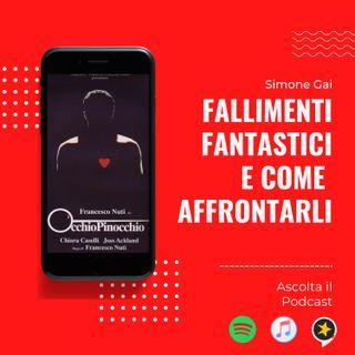 """""""Triangolazioni imperfette""""  Occhiopinocchio  - Francesco Nuti"""