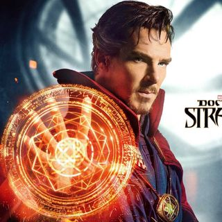 Episode 6: Doctor Strange Movie Review with special guest Alex Gherzo