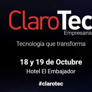 Desde #ClaroTec: Carlos Meza nos habla como convertir RD en un destino inteligente