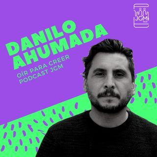 """Danilo Ahumada, del Colegio de Periodistas: """"Chile carece de un marco regulatorio de medios"""""""