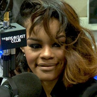 Teyana Taylor Interview