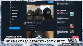 North Korea Attacks, Modest Police Reform, Bitcoin $50K and more news - $9453 #THS