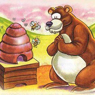 El oso y la miel 🐻🐝 Audio cuento infantil para dormir 🍯Cuento con valores.
