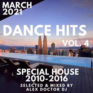 #103 - Hits Dance vol.4 - March 2021 - special house 2000-2017