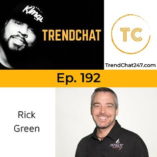 Ep. 192 - Burden of Proof with Rick Green