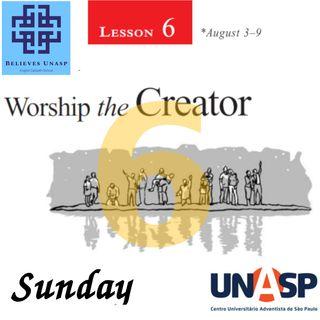 Sabbath School Aug-4 Sunday