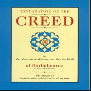 Explanation of Islamic Creed (Mondays)