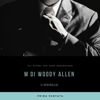 M  di  W. ALLEN| Il risveglio|Prima puntata