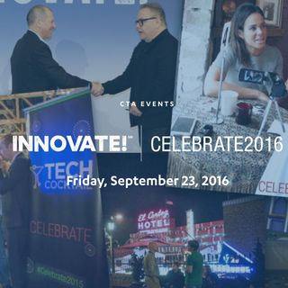 The Tech Cat Live From CTA'S Innovate! and Celebrate 2016.