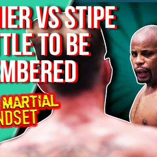 Mixed Martial Mindset: Cormier Vs Miocic A Trilogy Of Eye Polks!