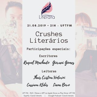 #019 - Crush Literário