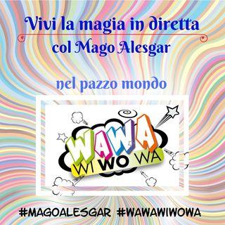 Nel programma Wawawiwowa il ballo del Saggio Alieno