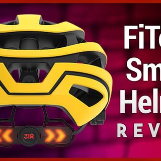 FiTech SH50 Smart Bike Helmet Review