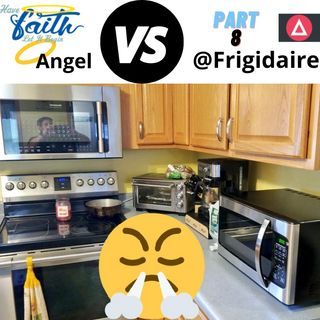 """Angel vs @Frigidaire  """"The Gloves are Off"""""""