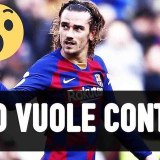 """Calciomercato Inter, bomba dall'Inghilterra: """"Conte vuole Griezmann!"""""""