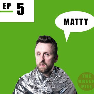 Matty Winning: Climate scientist + Eco-comedian