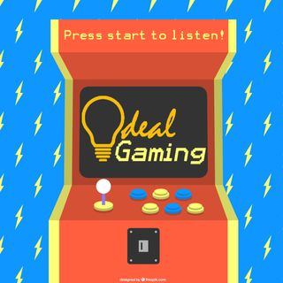 IdealGaming S01 EP07 - BlizzCon2018, Anthem, Pokemon Let's GO Pikachu/Eevee, Deltarune, The Quiet Man