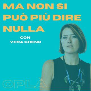#4 MA NON SI PUÒ PIÙ DIRE NULLA: linguistica inclusiva // Vera Gheno