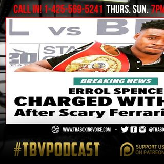 ☎️Errol Spence Out Of Hospital🏥CHARGED With DWI Gvozdyk vs Beterbiev Predictions🔥