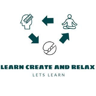 Episode 11 - Learn Create Relax