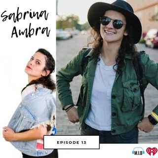 013: Sabrina Ambra - Radio Personality & Comedian