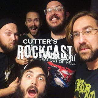 Rockcast 147 - Loud Ride Takeover with Crobot