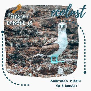 EcoLust S1E10: The Glapagos Islands on a Budget