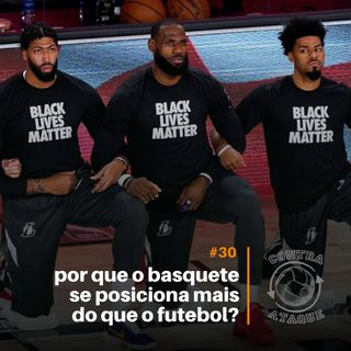 OCA#30 - Por que o basquete se posiciona mais que o futebol? com Gustavinho