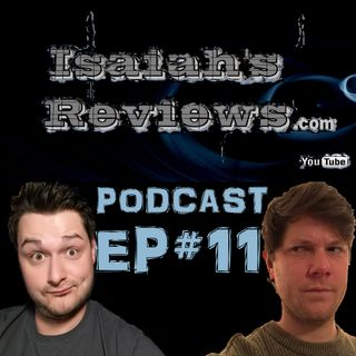 Isaiah's Reviews #11 PODCAST (Ghosbusters / Batman v Superman / Captain America Civil War)