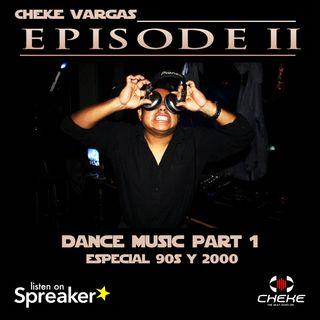 Episodio 2 Dance Ingles Part 1 127 Bpm - Cheke Vargas