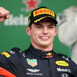 Formula 1: nel GP del 70° Anniversario, Verstappen su Red Bull brucia le Mercedes. Leclerc 4° con la Ferrari