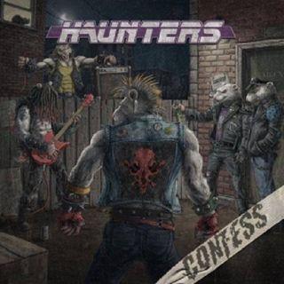 TRS Confess -  Haunters Album Special 17th April 2020