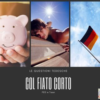 #197 La Borsa...in poche parole - 9/7/2019 - Col fiato corto