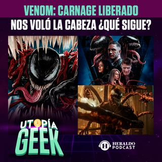 Teorías sobre Venom: Carnage liberdo (ALERTA de spoilers) | Utopía Geek: Videojuegos y cómics