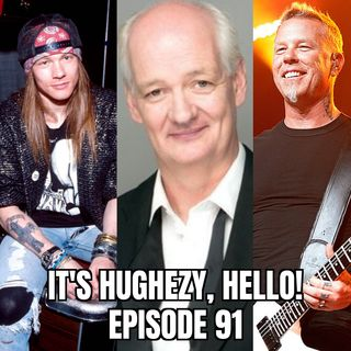 Ep. 91: Colin Mochire & Guns N Roses vs Metallica
