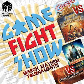 March Mayhem Tournament 2021- Day Twelve