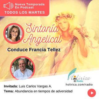 Sintonía Angelical - Abundancia en tiempos de adversidad