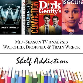 Ep 44: Mid-Season TV Analysis | Pop Culture Sunday