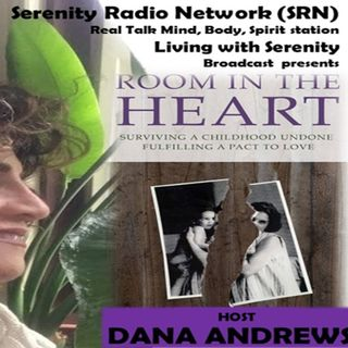 Episode 1: One Women's Heart, Author  Dana Andrews