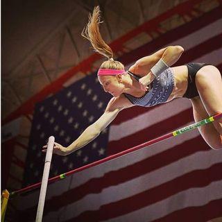 Sandi Morris - Olympic Pole Vaulter (Silver, 2016)