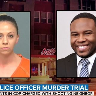 Episode 30 - Sister Such And Such Reviews Amber Guyger Murder Trial
