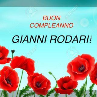 Buon Compleanno Gianni  Rodari!