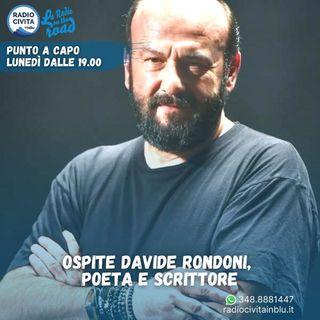 Intervista a Davide Rondoni, poeta e scrittore
