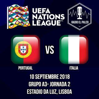 Portugal vs Italia en VIVO